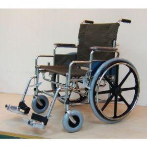 "24"" SS Folding Aquatic Wheelchair"