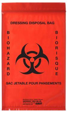 Dressing Disposal Bag (25 Bags)
