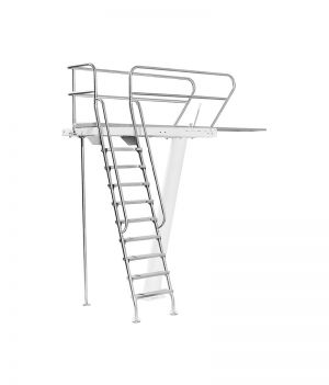 3M TOWER ASSEMBLY - RIGHT MOUNT