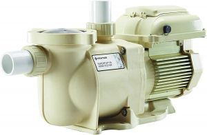 Pentair SuperFlo VS Variable Speed Pool Pump, 1 1/2 Horsepower, 115/208-230 Volt, 1 Phase