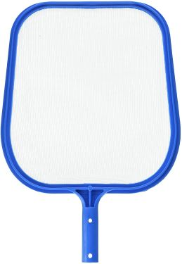 Pentair 124S Polyester Screen Molded Into Polypropylene Frame Spa/Above Ground Hand Skimmer with Magnet