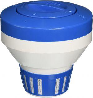 Pentair 330 Linear Polyethylene Floating Chemical Dispenser with Screen