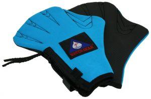 Neoprene Resistance Swim Gloves - Small