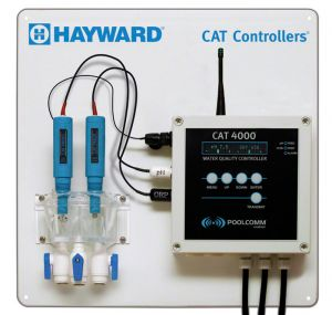 CAT 4000 with R25 Transceiver, Machined Flow Cell and Rotary Flow Sensor