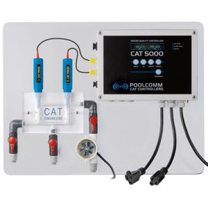 CAT 5000 with Satellite Transceiver, Machined Flow Cell and Rotary Flow Sensor