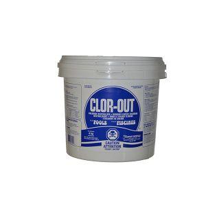 Clor-Out 4Kg Granular