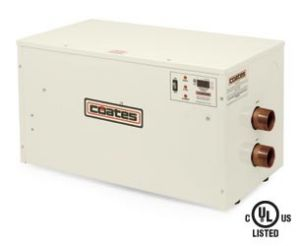12 kw, 240v, 1 ph Salt Water Compatible