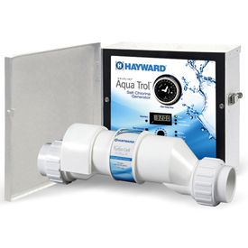 Hayward AquaTrol Salt Water System with Low Salt Feature for Above Ground Pools